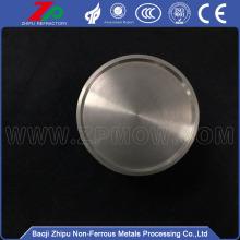 Мишень для распыления молибдена Mo 99,95% Мишень из молибдена