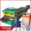 Bumbung dan Wall Glazed Roll Rolling Machine