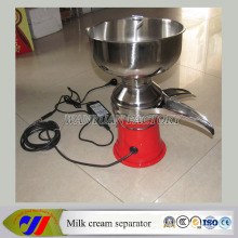 Hot Selling Milch Sahne Separator