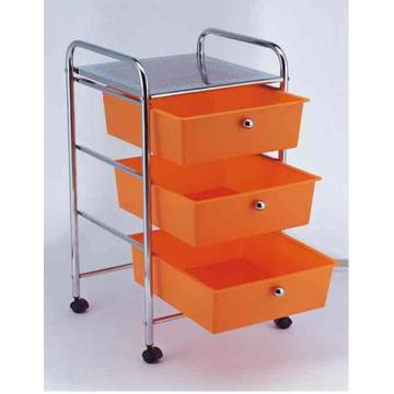 3 Tier Box Basket Trolley