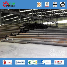 Tubería de acero al carbono sin costura ASTM A53 / 106
