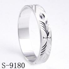 Bague de fiançailles en argent sterling 925 Sterling Silver (S-9180)