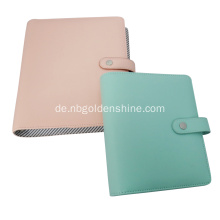 PU Cover Planer Agenda Journal