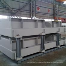 Benutzerdefinierter Stahlkonstruktions-Ausrüstungsrahmen