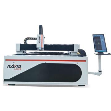 1000w Cnc Aluminium Metal Stainless Steel Sheet Price Fiber Laser Cutting Machine
