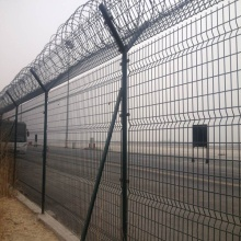 Hoge kwaliteit coating High Security Airport Security Fence