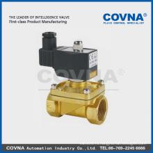 2W газовый / водяной / воздушный / масляный электромагнитный клапан