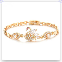 Fashion Accessories Copper Bracelet Crystal Jewelry (AB293)