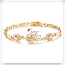 Модные аксессуары Медный браслет Кристалл ювелирные изделия (AB293)