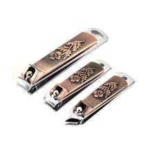 Nagelschere aus Edelstahl zum Dekorieren einer Nagelknipser Maniküre Pediküre Messer Werkzeuge Großhandel