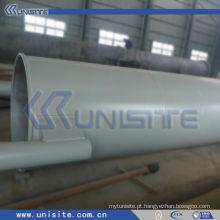Tubo de aço da estrutura da draga com flanges (USC-4-012)
