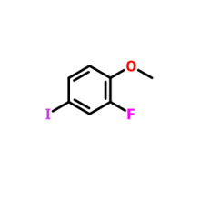 3824-21-3 Benzene, 2-fluoro-4-iodo-1-methoxy-