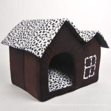 OEM benutzerdefinierte Großhandel große gefüllte Hund Haus Spielzeug