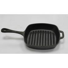 Kitchenware Black BBQ Grill Pan Cast
