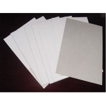 350GSM White Coated Duplex Board with Grey Back