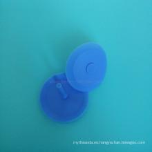 Respirador de silicona de caucho de silicona