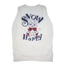 T-shirt bonito do bebé dos miúdos na roupa das crianças