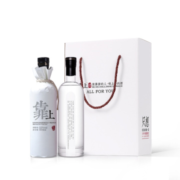 Alcohol Chinese Baijiu por volumen 52