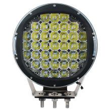Haute intersité! ! ! Lampe de travail à LED 185W conduite hors route, lampe de travail à LED CREE de 9 pouces