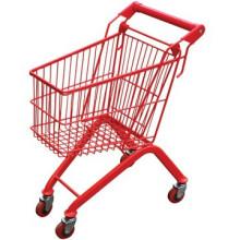 Hot Sale Lovely baby shopping cart/supermarket child shopping cart