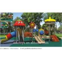 B10215 Plastic Playground Outdoor Amusement Slides