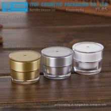 YJ-R5 5g menor preço unhas gel creme amostra 5g high-end pequeno frasco