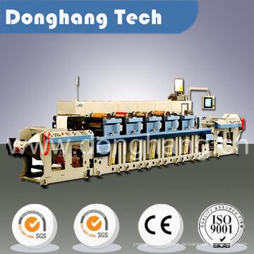 High-Speed-Flexo-Druckmaschine