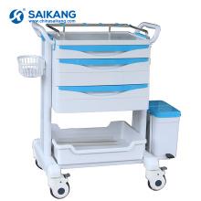 СКР-ET223 мобильный госпиталь АБС пластика медицинские препараты вагонетки