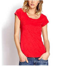 Algodón Xxxl Sex Nuevo Modelo T Shirt para Mujeres