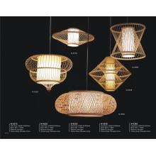 New Modern Wooden Hanging Lighting (N-054S)