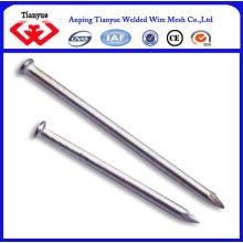 Fábrica de clavo de uñas de hierro común