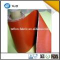 Hergestellt in China 0.4mm Wärmedämmung Silikon Fiberglas feuerhemmenden Tuch