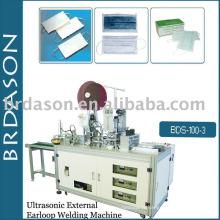 Machine externe de soudure d'Earloop de masque facial