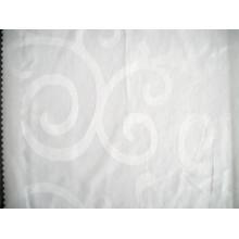 Tissu rayé 100% coton pour hôtel avec bonne qualité