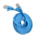 Online shopping rj45 utp cat5e flat patch cord