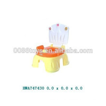 Plástico Lovely Baby Closestool