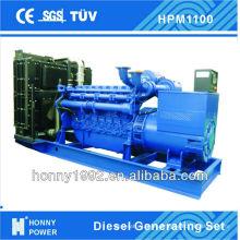 Generadores Diesel de 11 kV