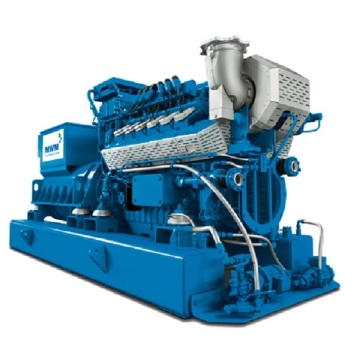 MWM Coalbed Gas Generator Set