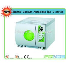 Classe B Autoclave dentaire à vide (Modèle: DA-C (12L, 18L, 23L)) (homologué CE) - MODÈLE HOT