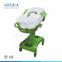 AG-CB011A ABS altura y sección de la cabeza ajustable productos para bebés recién nacidos camas bebé