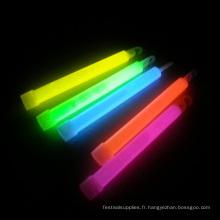 faire des bâtons lumineux