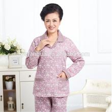 High Quality Cheap Warm Women's Pyjama suit wholesale