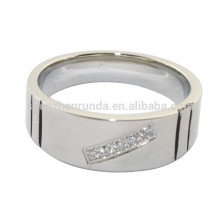 Wholesale Men's Stainless Steel Finger Rings Jewelry