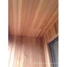 Placas de teto de madeira do cedro vermelho de Elegent