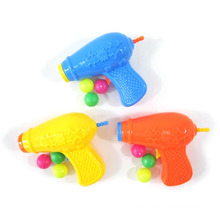 Children Colorful Plastic Small Ping Pong Gun (10221605)