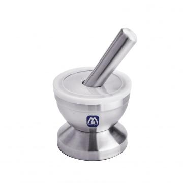 Homagico Stainless Steel Mortar and Pestle Set