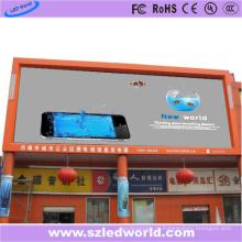 Светодиодный экран на здании Сид p8 dip246 афиши с разрешением 1024x1024 Коробка