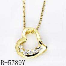 Joyería de moda 925 colgante de joyería de plata