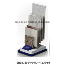 Durable Metal Displsy / Display for Marble, Quartz Tile Exhibition Stand