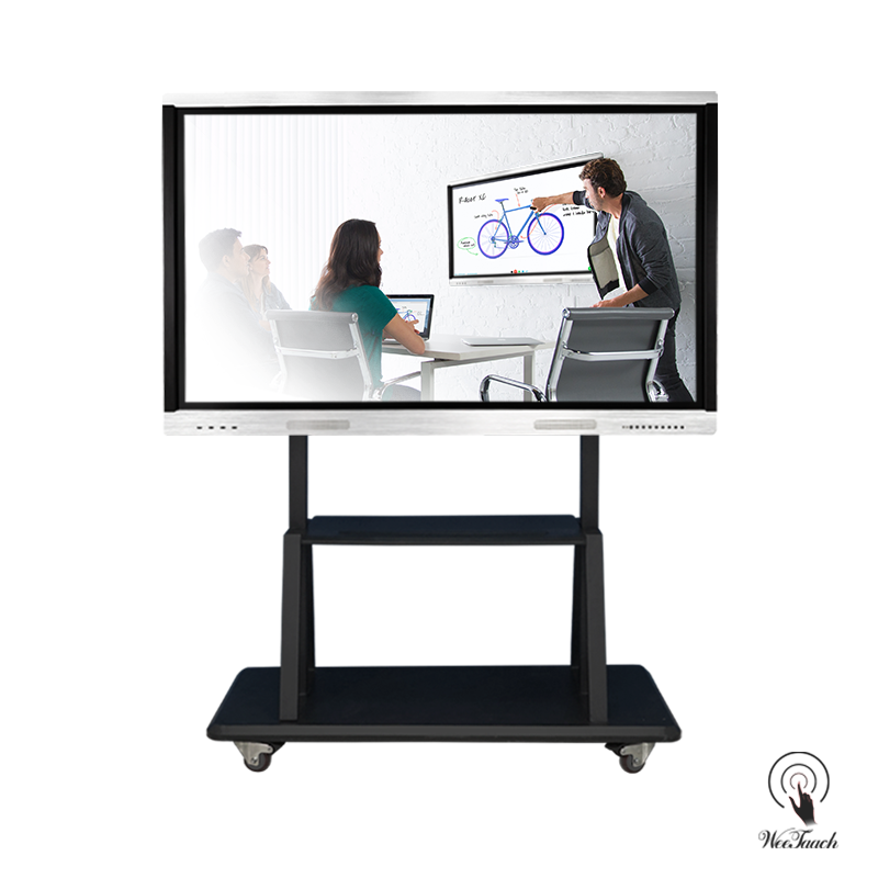 65 Inches Smart LED Panel With Mobile Stand
